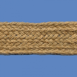 <strong>730/ 88</strong> - Trenza Yute - Ancho 3,5cm