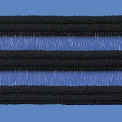 <strong>T20M/ 2</strong> - Mesh elastic band/  Black