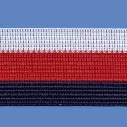 <strong>P5/ 1/5/6</strong> - Sports tape/ White - Red - Blue