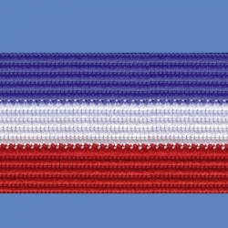 <strong>P5/ 11/1/6</strong> - Sport tape/ Royal blue - White - Red