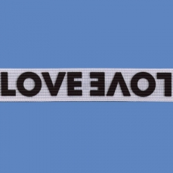 <strong>SP5/ 1LOV</strong> - Printed tape/ Love